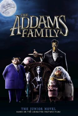 ADDAMS FAMILY, THE -  THE DELUXE JUNIOR NOVEL