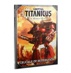 ADEPTUS TITANICUS -  CRUCIBLE OF RETRIBUTION (ANGLAIS)