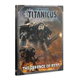 ADEPTUS TITANICUS -  DEFENCE OF RYZA (ANGLAIS)