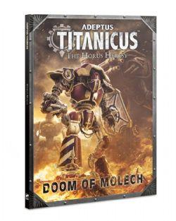 ADEPTUS TITANICUS -  DOOM OF MOLECH (ANGLAIS)