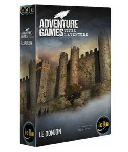 ADVENTURE GAMES -  LE DONJON (FRANÇAIS)