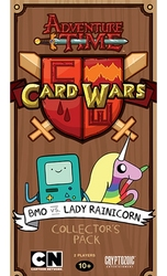 ADVENTURE TIME -  BMO VS LADY RAINICORN