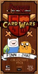 ADVENTURE TIME -  FINN VS JAKE