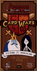 ADVENTURE TIME -  ICE KING VS MARCELINE
