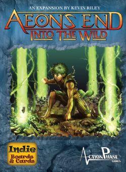 AEON'S END -  INTO THE WILD (ANGLAIS) -  2E EDITION