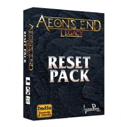 AEON'S END -  LEGACY - RESET PACK (ANGLAIS)