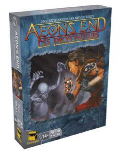 AEON'S END -  LES PROFONDEURS (FRANÇAIS) -  2E EDITION