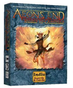AEON'S END -  RETURN TO GRAVEHOLD (ANGLAIS)