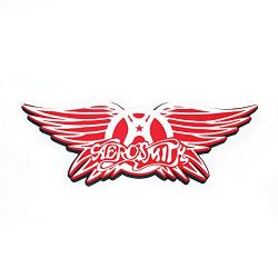 AEROSMITH -  PLAQUE MURALE EN MOUSSE LOGO
