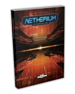 AETHERIUM: THE ROLE PLAYING GAME (ANGLAIS)