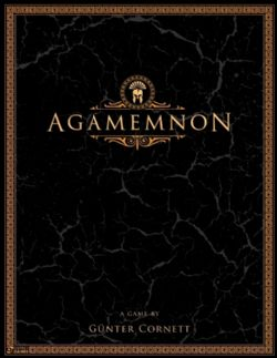 AGAMEMNON -  JEU DE BASE (ANGLAIS)