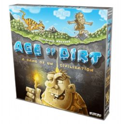 AGE OF DIRT: A GAME OF UNCIVILIZATION (ENGLISH)