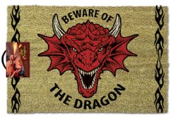 AGE OF DRAGONS -  TAPIS DE PORTE