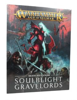 AGE OF SIGMAR : BROKEN REALMS -  BATTLETOME (ANGLAIS) -  SOULBLIGHT GRAVELORDS