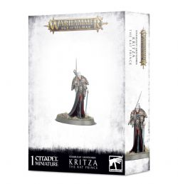 AGE OF SIGMAR : BROKEN REALMS -  KRITZA, THE RAT PRINCE -  SOULBLIGHT GRAVELORDS