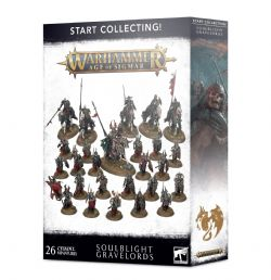 AGE OF SIGMAR : BROKEN REALMS -  START COLLECTING! -  SOULBLIGHT GRAVELORDS