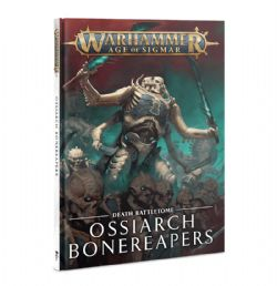 AGE OF SIGMAR -  DEATH BATTLETOME (ANGLAIS) -  OSSIARCH BONEREAPERS