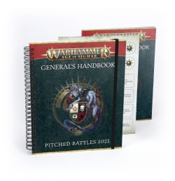 AGE OF SIGMAR -  GENERAL'S HANDBOOK : PITCHED BATTLE 2021 (ANGLAIS)