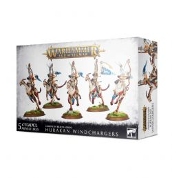 AGE OF SIGMAR -  HURAKAN WINDCHARGERS -  LUMINETH REALM-LORDS