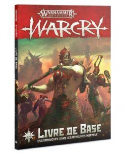 AGE OF SIGMAR -  LIVRE DE BASE (FRANÇAIS) -  WARCRY