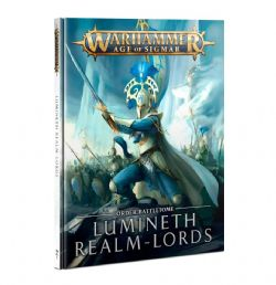 AGE OF SIGMAR -  ORDER BATTLETOME UPDATED (ANGLAIS) -  LUMINETH REALM-LORDS