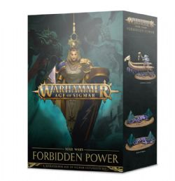 AGE OF SIGMAR -  SOUL WARS : FORBIDDEN POWER (ANGLAIS)