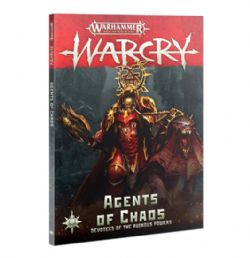 AGE OF SIGMAR : WARCRY -  AGENTS OF CHAOS (ANGLAIS)