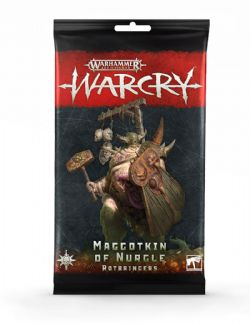 AGE OF SIGMAR : WARCRY -  CARTES NURGLE ROTBRINGERS (ANGLAIS)
