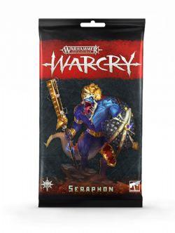 AGE OF SIGMAR : WARCRY -  CARTES SERAPHON (ANGLAIS)