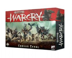 AGE OF SIGMAR : WARCRY -  CORVUS CABAL