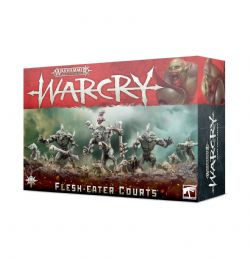 AGE OF SIGMAR : WARCRY -  FLESH-EATER COURTS