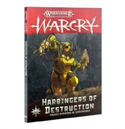 AGE OF SIGMAR : WARCRY -  HARBINGERS OF DESTRUCTION (ANGLAIS)