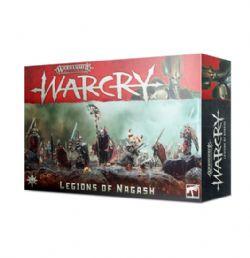 AGE OF SIGMAR : WARCRY -  LEGIONS OF NAGASH