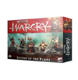 AGE OF SIGMAR : WARCRY -  SCIONS OF THE FLAME