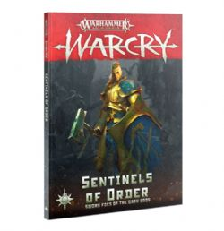 AGE OF SIGMAR : WARCRY -  SENTINELS OF ORDER (ANGLAIS)