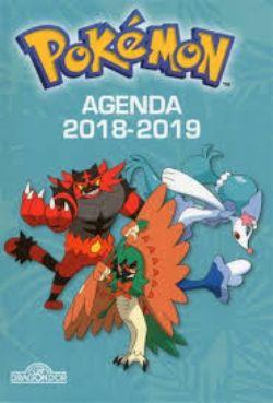 AGENDA -  POKÉMON 2018-2019