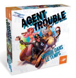 AGENT TROUBLE -  VOYAGE DANS LE TEMPS (FRANÇAIS)