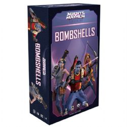 AGENTS OF MAYHEM -  BOMBSHELLS (ANGLAIS)