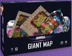 AGENTS OF MAYHEM -  GIANT MAP TILES (ANGLAIS)