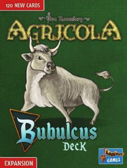 AGRICOLA -  BUBULCUS - DECK (ANGLAIS)