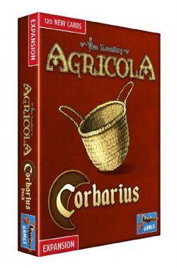AGRICOLA -  CORBARIUS DECK (ANGLAIS)