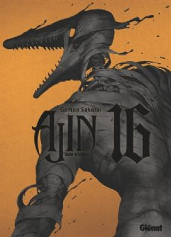 AJIN, SEMI-HUMAIN -  (V.F.) 16