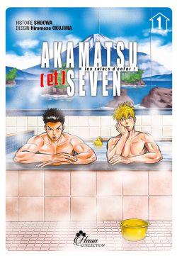 AKAMATSU (ET) SEVEN: LES COLOCS D'ENFER ! -  (V.F.) 01