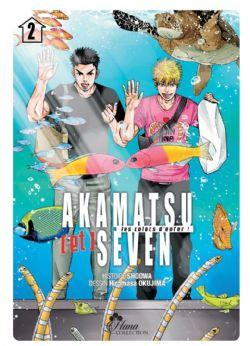AKAMATSU (ET) SEVEN: LES COLOCS D'ENFER ! -  (V.F.) 02