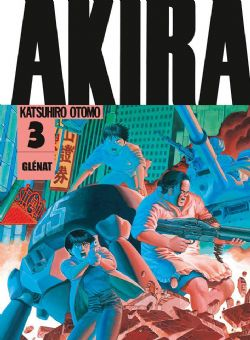 AKIRA -  INTÉGRALE NOIR & BLANC (COUVERTURE SOUPLE) (V.F.) 03