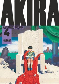 AKIRA -  INTÉGRALE NOIR & BLANC (COUVERTURE SOUPLE) (V.F.) 04