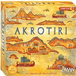 AKROTIRI (ANGLAIS)