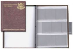 ALBUMS GARDMASTER -  ALBUM POUR 1 DOLLAR AMERICAINS - (1881-1892) 01 01