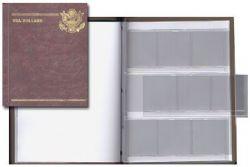 ALBUMS GARDMASTER -  ALBUM POUR 1 DOLLAR AMERICAINS - (1881-1892) 01