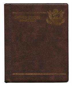 ALBUMS GARDMASTER -  ALBUM POUR 25 CENTS AMERICAINS (1892-1930) 01
